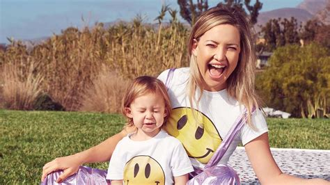 Kate Hudson Poses With Daughter Rani, Reveals Why She's