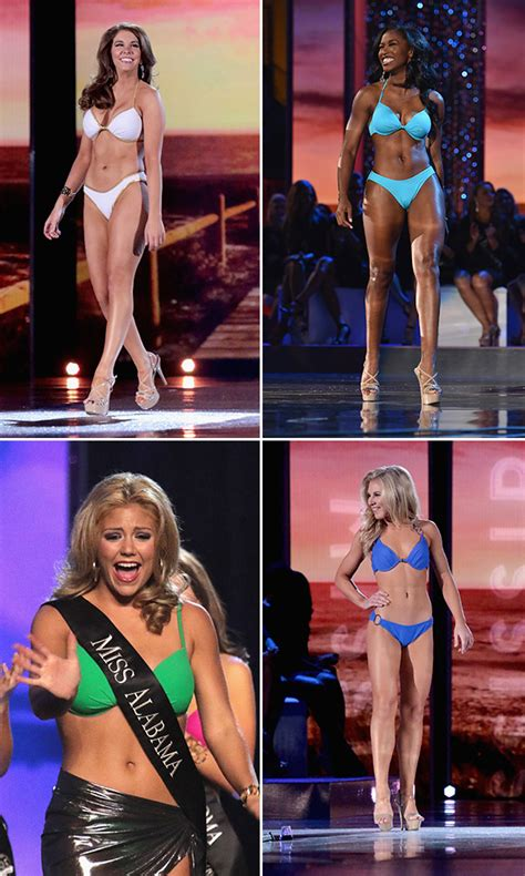 [PICS] Miss America Swimsuit Competition — See All 15 Of