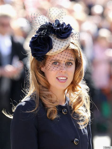 Princess Beatrice's Hair: Underrated? (PHOTOS) | HuffPost