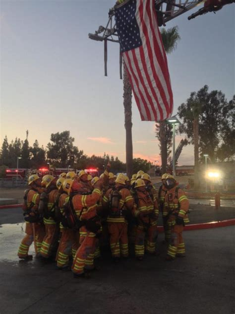 Orange County Gets a New Fire Chief -- on Interim Basis